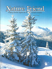 cover of Nature Friend January 2017